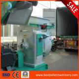 Fabricación superior Máquina de pellets de aserrín de madera Pellet Mill de biomasa