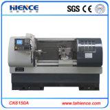 Torno de giro chinês Ck6150A da máquina do metal do CNC do baixo custo