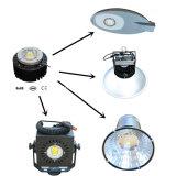 Luz elevada industrial elevada de alta temperatura do louro do diodo emissor de luz da resistência de radiação