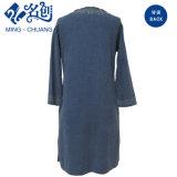 Necked Kleid der Form-V