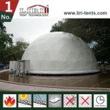 Diametri su ordinazione della tenda 5-30m della visualizzazione della cupola della cupola geodetica