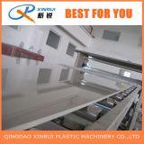 Ligne à une seule couche d'extrusion de plaque de PVC