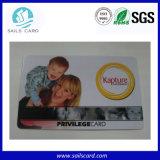 Cartão do PVC 13.56MHz Icode Sli