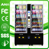 Малое Size Drinks и торговый автомат Snacks Combo