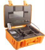 Câmera da inspeção da tubulação com a lente de câmera de 23mm, 7 '' LCD