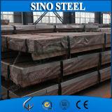 Hoja de acero acanalada galvanizada azulejo del material para techos del soldado enrollado en el ejército de la hoja del material para techos de la onda