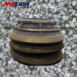 Triturador hidráulico do cone do elevado desempenho, peça da resistência de desgaste