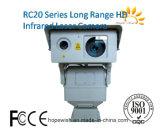 Câmera infravermelha longa do laser da escala HD