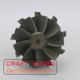 Asta cilindrica della rotella di turbina di Gt20 724639-0002
