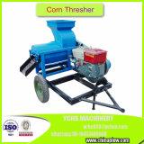 トウモロコシの殻をむく人機械/Maizeの殻をむく人の/Cornのディーゼル運転されたもみすり機および脱穀機