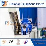 Machine de filtre-presse de courroie de Dazhang avec le système d'épaississement de tambour