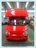 حافلة نوع متحرّك طعام عربة لأنّ عمليّة بيع من [قينغدو], الصين