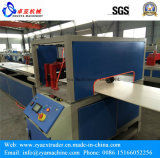 PE / PVC Wood Plastic Profiel Extruder Machine voor Outdoor Decking / Bekleding / Fencing / Venster / Flooring