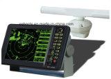 Het Volgen van het Doel van de radar de Mariene 12 Duim van het Systeem