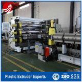 Machine solide en plastique d'extrudeuse d'extrusion de feuille de panneau d'ABS du PE pp
