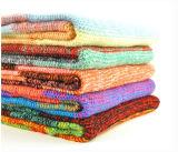 Lenço encantador material dos aquecedores da garganta dos laços das mulheres do lenço do Spandex bonito coreano Multi-Color novo do estilo da forma