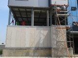 Construcción de viviendas de varios pisos prefabricada del edificio