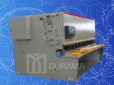 Durama 새로운 상표 6mm x 3200mm 유압 깎는 기계, 유압 그네 광속 가위 (독일 기준에)
