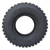 鉱山のダンプトラックのための7.50r16lt 10.00r20 11.00r20のトラックのタイヤ