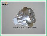 projectores do diodo emissor de luz da luz MR16 Gu5.3 do ponto da ESPIGA do diodo emissor de luz 7W com 560lm CRI80