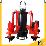 80HP Submersible Pump per Sand River Dredging