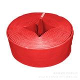 Tuyau de Layflat de l'eau de PVC d'irrigation