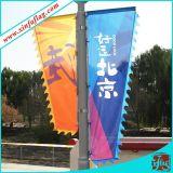 Fournisseur de Jeux Olympiques/drapeau fait sur commande d'indicateur