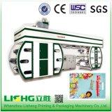 Maquinaria de impresión flexográfica de alta velocidad de tambor central Ytc-4800