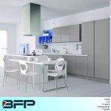 Prezzo interno diritto libero Blk-51 di disegno dell'armadio da cucina di modo