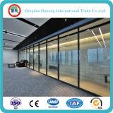 Vidrio aislado templado E inferior con la ISO del CCC