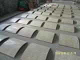 Pilier de marbre creux normal pour la décoration intérieure