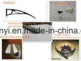 Heißes im Freien DIY Polycarbonat-Plastikmarkisen des Verkaufs-können mit Mittler-Festlegung Stab (YY800-N) sein