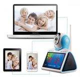 Macchina fotografica di sistema astuta di obbligazione domestica di telecomando della macchina fotografica senza fili astuta di WiFi