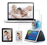 WiFiのスマートなリモート・コントロール無線カメラのスマートなホームセキュリティーのシステムカメラ
