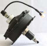 Mac 24/36/48 볼트 및 250/500/750/1000W를 위한 전기 무브러시 허브 모터