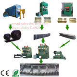 컨베이어 벨트 가황 기계, 강철 코드 컨베이어 벨트 가황 압박