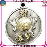 Médaille militaire de qualité pour le cadeau de médaille de récompense d'armée