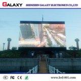 Pantalla al aire libre fija/suspiro/tarjeta de P4/P5/P6/P8/P10/P16 LED con la alta definición