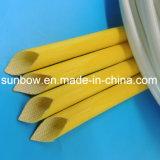 7kv recubierto de silicona de fibra de vidrio manguito para electrodomésticos