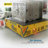 Электрический моторизованный стальной профиль регулируя таблицу на поле цемента (BWP-25t)