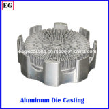 400 Ton Cast Machine Made LED Floodlight Holder Heat Sink