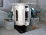 Aço/ferro se fornalha do aquecimento de indução da freqüência (100KG/160KW)