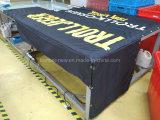 Рекламирующ напечатанную скатерть Оксфорд ткани таблицы крышки таблицы водоустойчивую (XS-TC41)