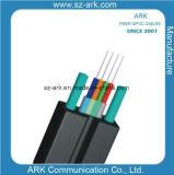 Arquear-Tipo cable de cinta de fibra óptica de la gota