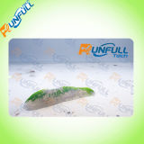 Cartão de sociedade da alta qualidade no material do PVC com impressão Offset