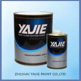 Refnish automatique 1k affinent la peinture argentée de pétillement