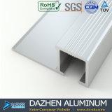 Perfil de alumínio da guarnição da telha da venda direta da fábrica