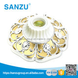 LAMPEN-Halter-Decken-Lampenhalter des Hersteller-B22 Plastik