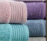 昇進の綿の浴室/表面/手/ビーチタオル