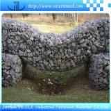 Reverse Twisted содержание ячеистой сети Gabion с стены пыли